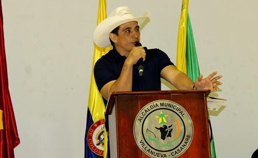 """Photo of """"Casanare está dispuesto a ser la despensa alimentaria de las potenciales mundiales"""": Gobernador Alirio Barrera"""