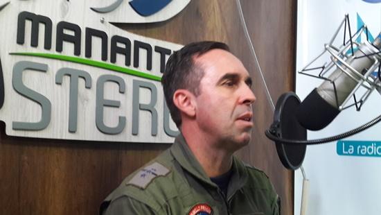 """Photo of """"No podemos seguirle el juego al ELN"""": Comandante del Grupo Aéreo del Casanare"""