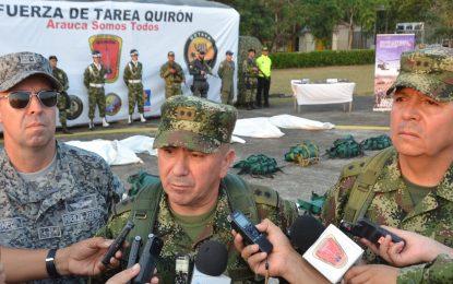 Ejército reconoce que aumentó delitos en Casanare