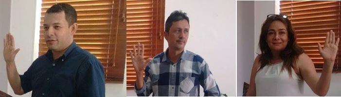 Photo of Nuevos integrantes asumen en la Empresa de Acueducto de Yopal