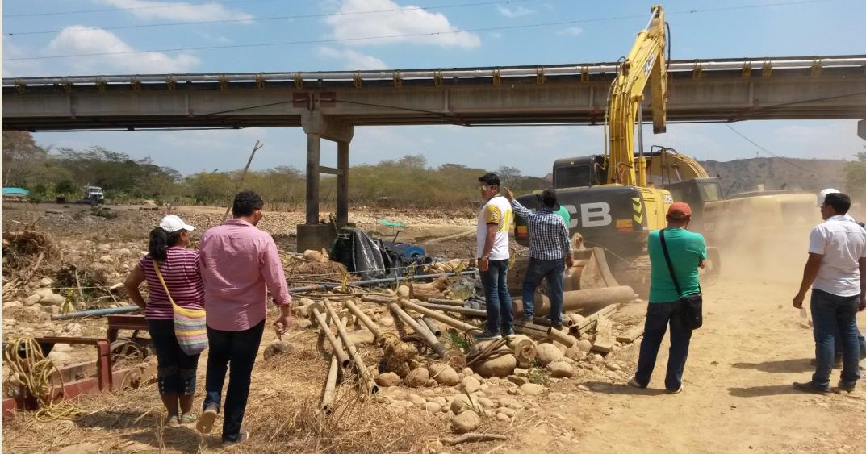 Photo of Comité Departamental para la Gestión del Riesgo se reúne para aprobar Plan de Contigencia en el puente sobre el río Ariporo