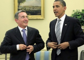 Photo of El no de Álvaro Uribe al encuentro con Barack Obama en la Casa Blanca
