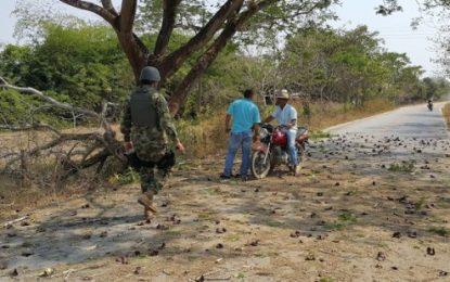 Ejército Nacional lucha frontal contra el ELN en Arauca