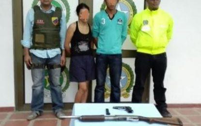 Ejército Nacional capturó dos personas sindicadas de robar una finca al norte de Casanare