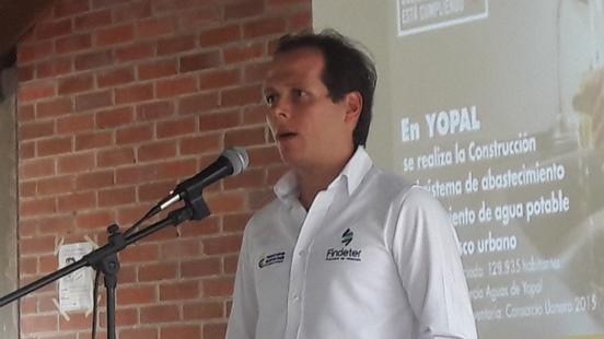 Photo of Inició en firme construcción Planta de Tratamiento de Agua Potable definitiva para Yopal