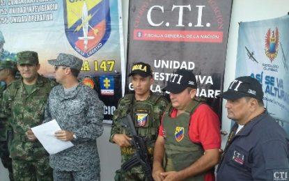 Gaula del Ejército rescató a ganadero casanareño secuestrado en Arauca