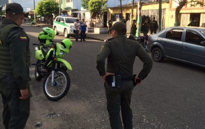 Policía Casanare de frente contra la delincuencia