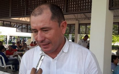 Alcalde de Paz de Ariporo y comitiva se salvaron milagrosamente de morir tras naufragar embarcación en que movilizaban