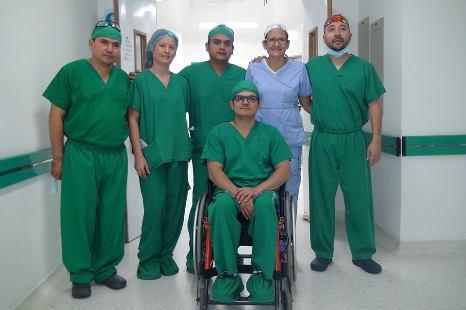 Photo of Hospital de Yopal avanza en la prestación de servicios de mayor complejidad a pacientes que lo requieran