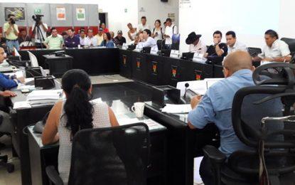 Concejo de Yopal evaluó 100 días de Gobierno de JJ Torres como Alcalde
