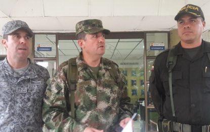 Alcaldía de Yopal, Policía, Ejército, Fuerza Aérea y Fiscalía intensifican operaciones para contrarrestar acciones de la delincuencia en la ciudad
