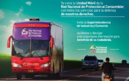 La Ruta del Consumidor estará en Yopal orientando a ciudadanos inconformes con productos y servicios