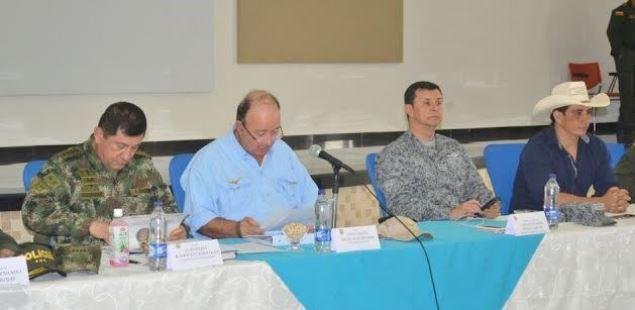 Photo of Gobernador de Casanare coincide con Ministro de Defensa que ha mejorado la seguridad en el departamento