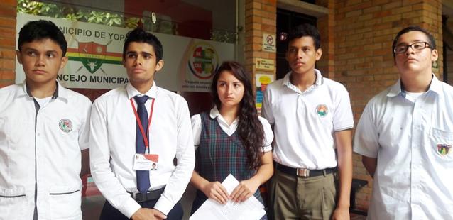 Photo of No estamos teniendo educación de calidad: personeros estudiantiles de Yopal