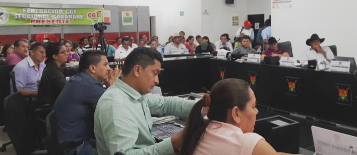 Photo of Planta de personal de la Alcaldía no se tocará ni se reducirá: Sindicato de empleados