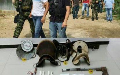 Cae banda de delincuentes dedicada al abigeato en el Arauca