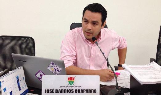 Photo of Presidente del Concejo de Yopal dio positivo a Covid 19