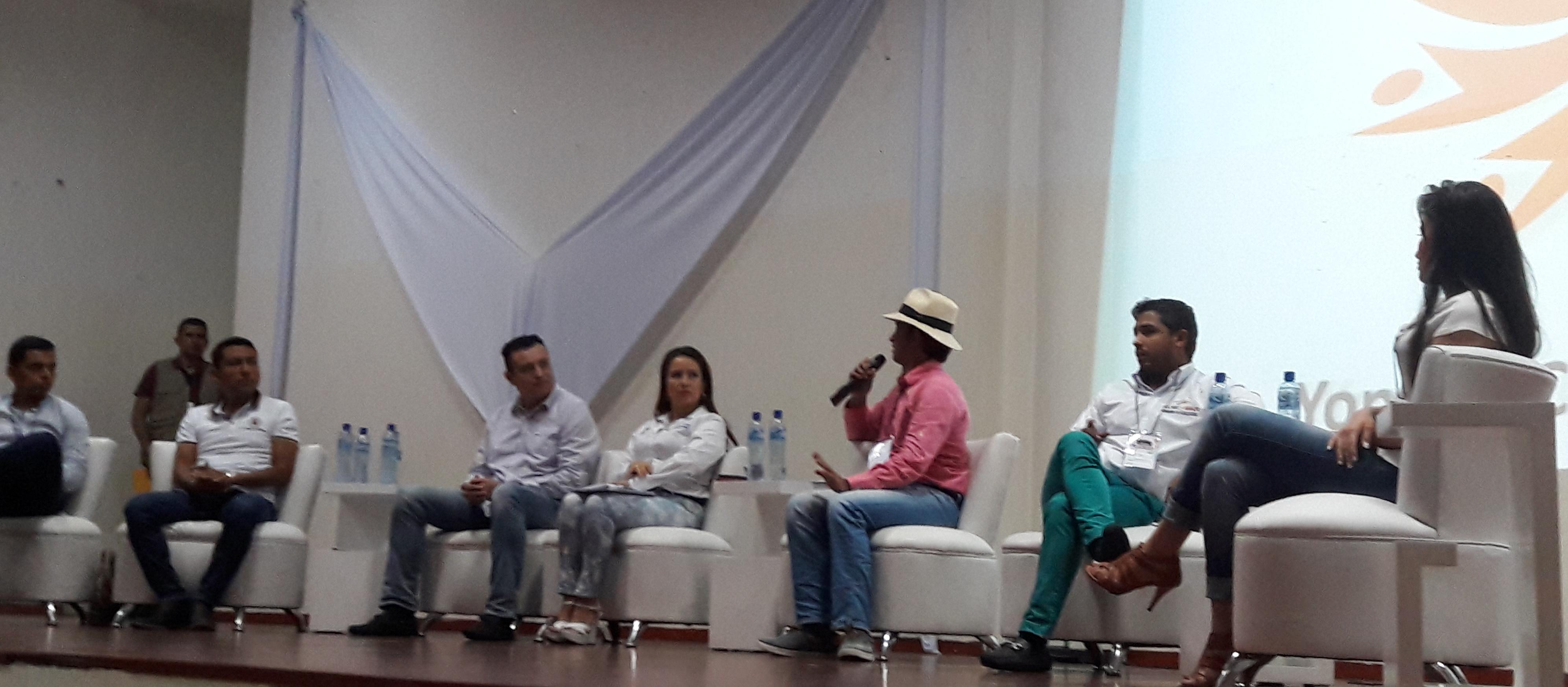 Photo of Foro de Jóvenes Agentes de cambio por Casanare abre puerta de esperanza hacia un futuro consciente para bien del departamento
