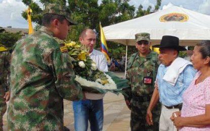 Ejército ofreció disculpas a familias de Paz de Ariporo por error militar registrado en el 2007