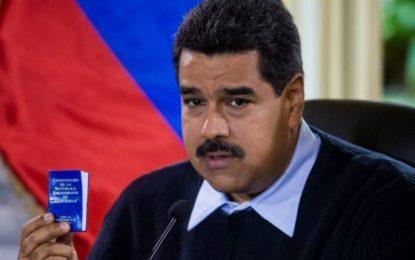 Oposición venezolana puede avanzar hacia referendo contra Maduro