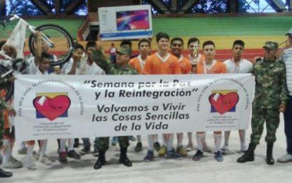 Jornada de paz y reconciliación desarrolló el Ejército en Saravena Arauca