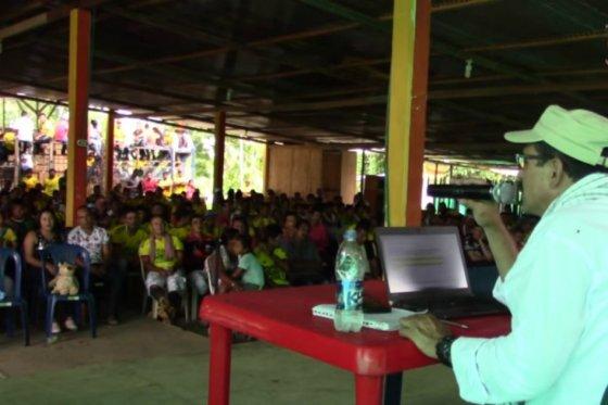 Photo of Farc realizan nueva jornada de pedagogía para la paz en Tumaco