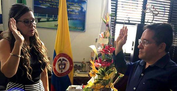 Photo of Se posesionó nuevo Secretario General de la Alcaldía de Yopal