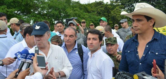Photo of Al ELN se le acabará la capacidad para seguir amedrentando a la población: Presidente Santos