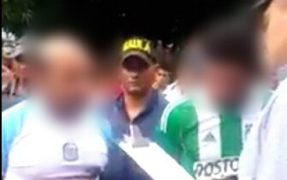 Juez dejó en libertad a presuntos extorsionistas capturados en flagrancia en Yopal