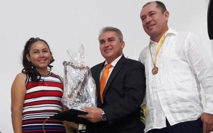 Favio Vega Galindo Alcalde Solidario e Incluyente de Casanare 2016