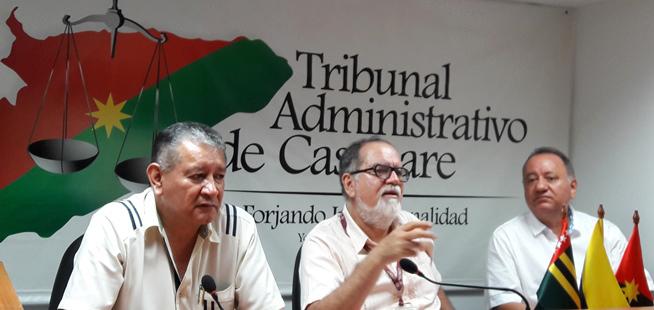 Photo of Tribunal Administrativo de Casanare dará a conocer ranking de los más sancionados por la entidad