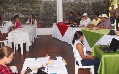Comité de justicia transicional en Casanare define proyectos para población víctima de la violencia