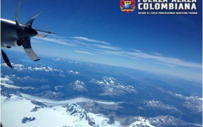 Fuerza aérea colombiana aclara situación presentada en zona rural de Fortul (Arauca)