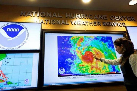 Photo of Huracán Matthew azotó centro del archipiélago de Bahamas