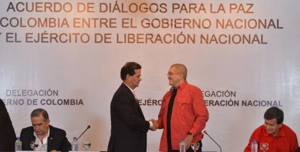 Photo of 27 de octubre se instalará mesa pública de negociaciones con el ELN