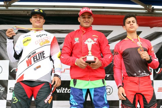 Photo of Antioquia ratifica su dominio en el BMX