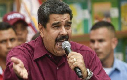 """Maduro amenaza con meter """"presos"""" a opositores si le hacen juicio político"""
