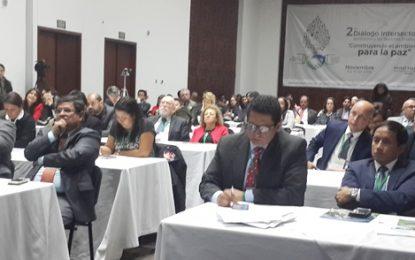 Corporaciones Autónomas reafirmaron Diálogo con sectores productivos