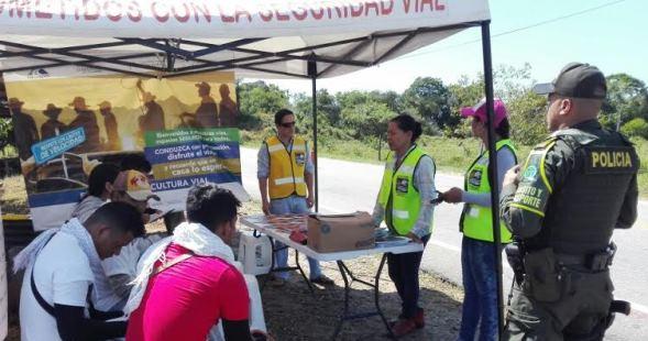 Photo of Campaña de tránsito busca reducir accidentalidad en época de fin de año en Casanare