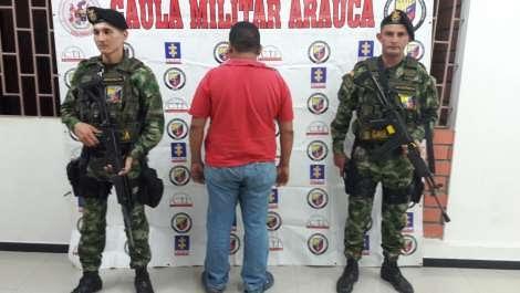 Photo of Ejército entrega balance de operaciones en Arauca contra el ELN