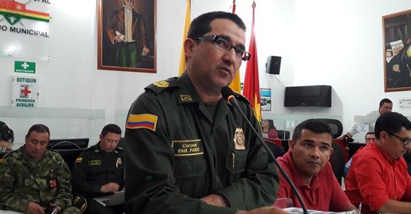 Photo of Firma contra el secuestro y la extorsión: cámara de comercio y policía de Casanare