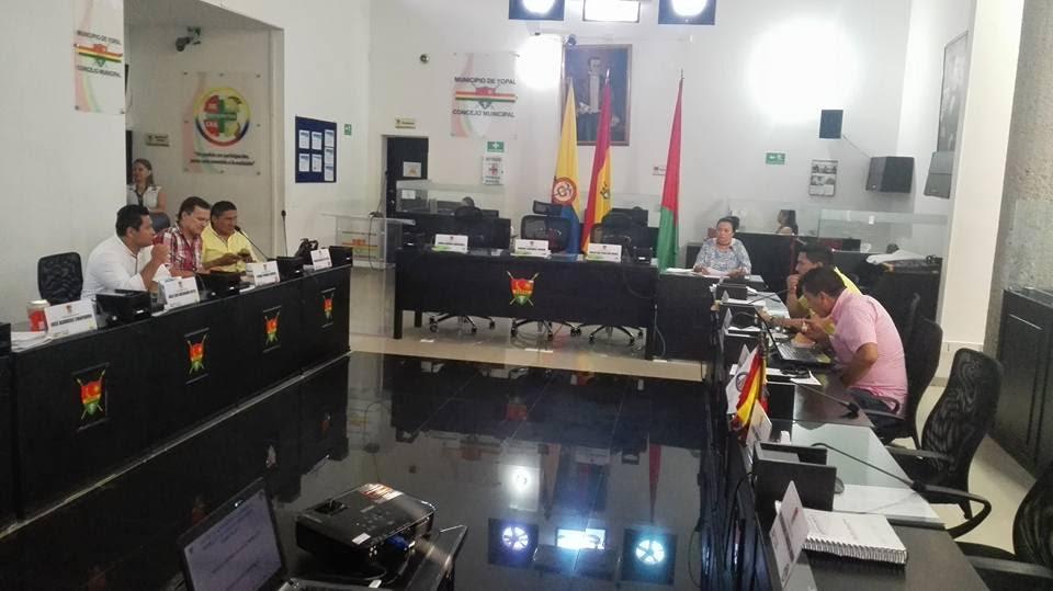 Photo of Concejo de Yopal aprobó modificación al presupuesto 2016