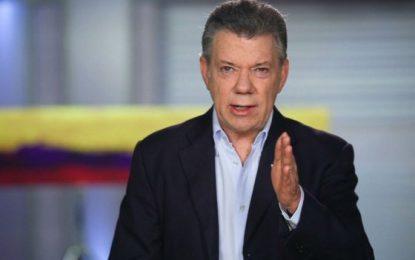 'Se encontraron alternativas que les darán tranquilidad a sectores del No': Santos
