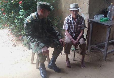 Photo of Rápida acción del Ejército y la Policía en Arauca evitan secuestro de hombre de 73 años