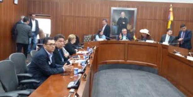 Photo of Senado de la República aprueba proyecto de ley que busca consigna como Derecho Constitucional el agua