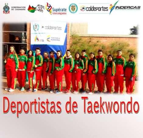 Photo of Juegos Supérate consolidaron a deportistas de Casanare en Taekwondo, Patinaje y judo, lo que les permite soñar con ser convocados a selecciones Colombia