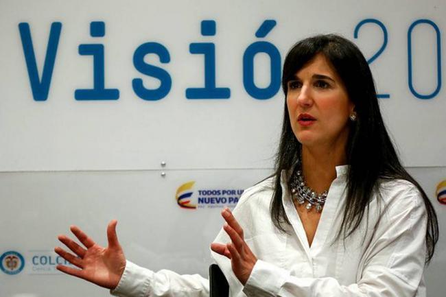 Photo of Yaneth Giha, la nueva ministra de Educación