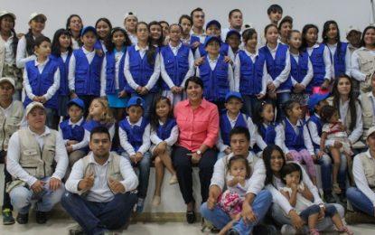 Niños de Yopal asumen la defensa y protección del medio ambiente del municipio