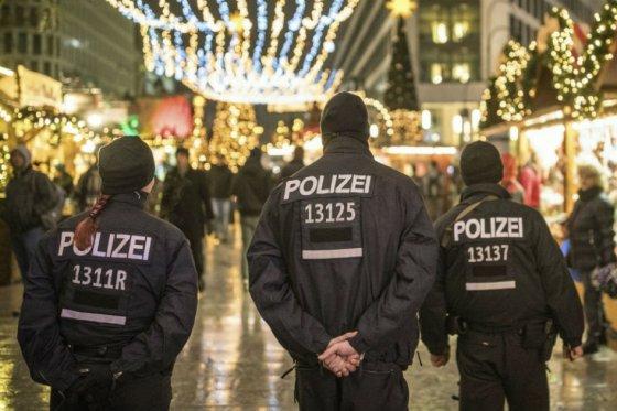 Photo of Detenidos en Alemania sospechosos de preparar atentado contra centro comercial