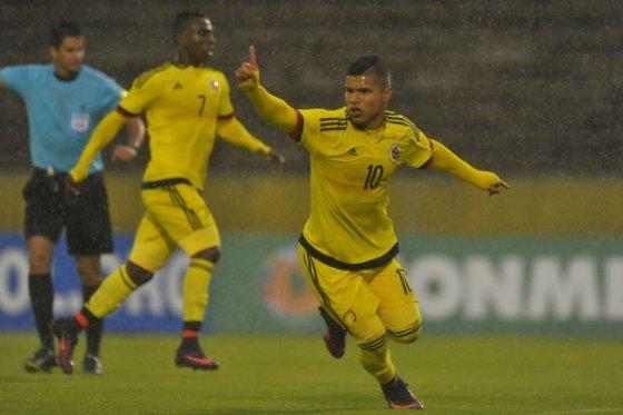 Photo of Colombia salvó un empate ante Venezuela en el Sudamericano sub 20